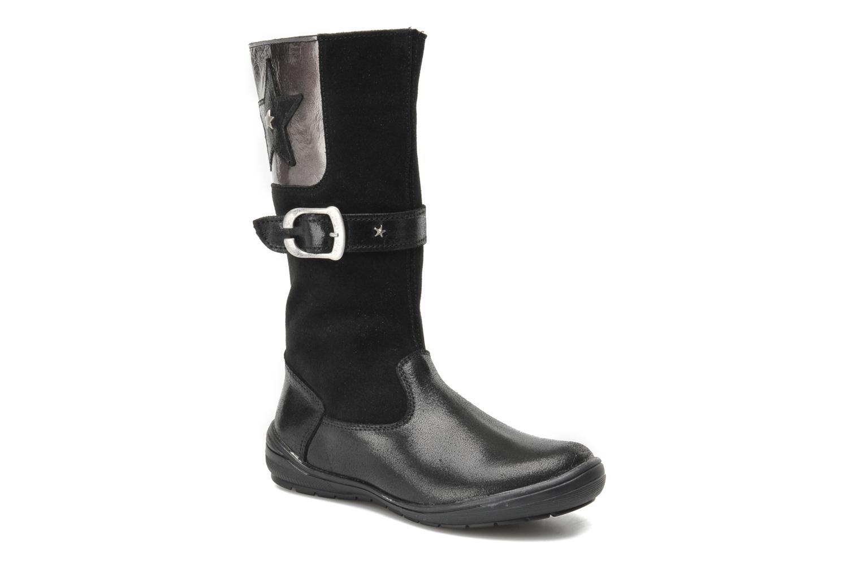 Laarzen Bopy SOUDAN Zwart detail