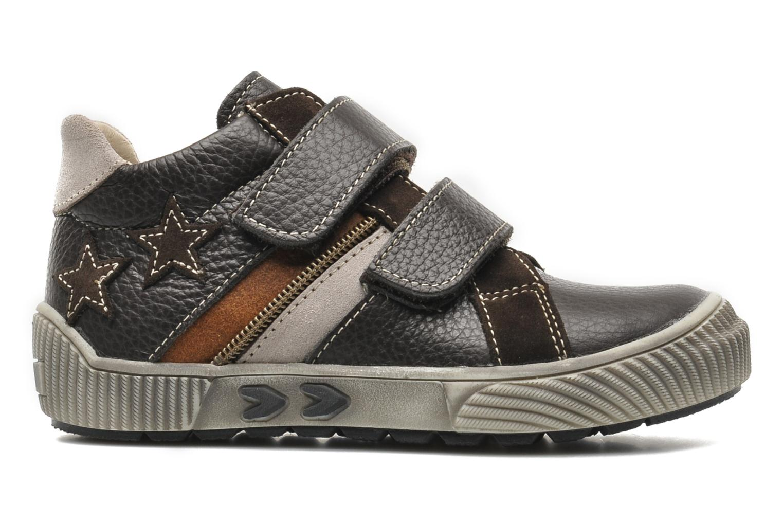 Chaussures à scratch Bopy VISTAR Marron vue derrière
