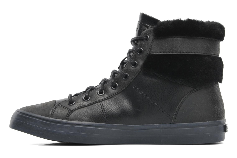 Sneaker Esprit Star Bootie 035 schwarz ansicht von vorne