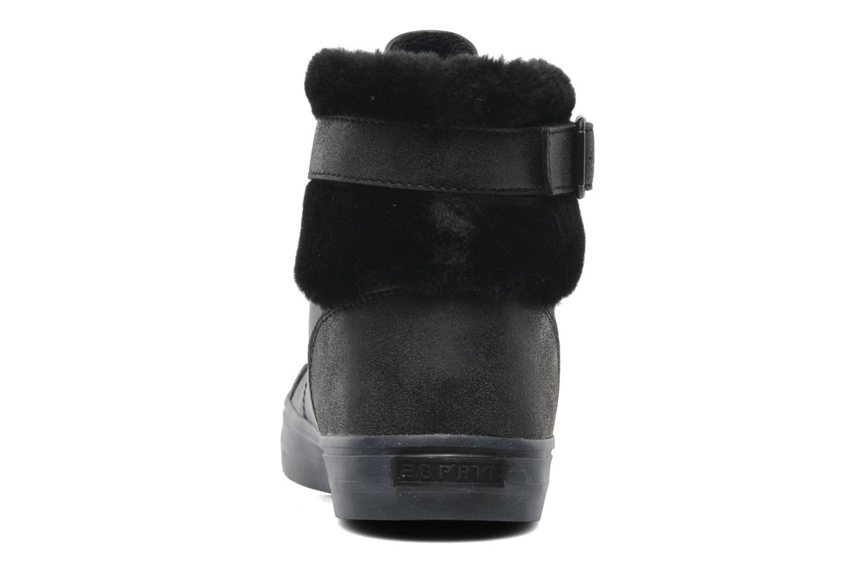 Sneakers Esprit Star Bootie 035 Zwart rechts