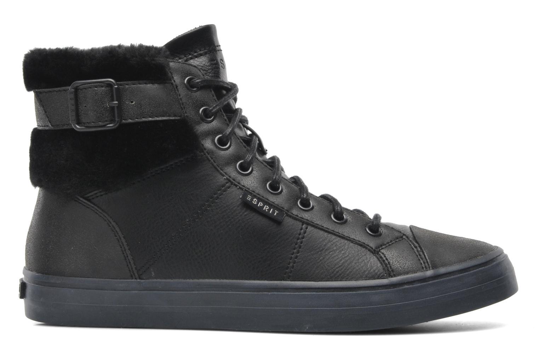Sneaker Esprit Star Bootie 035 schwarz ansicht von hinten