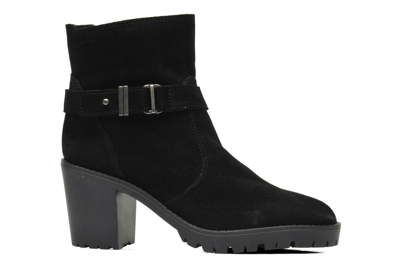 Bottines et boots Esprit Baily Buckle 022 Noir vue derrière