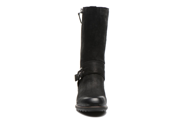 Stiefeletten & Boots Rockport First Mid Boot schwarz schuhe getragen