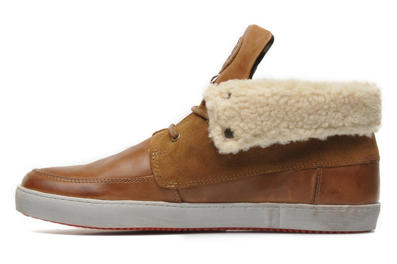 Chaussures à lacets Mascaret Panisse 2 Streetex Fur Marron vue face