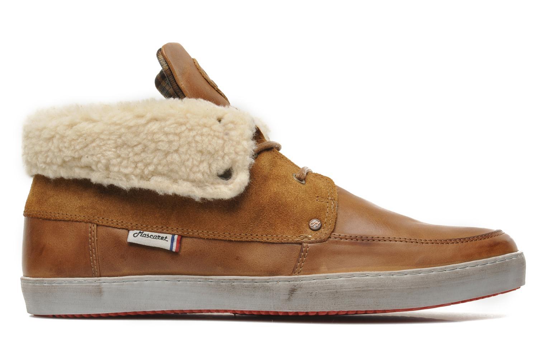 Chaussures à lacets Mascaret Panisse 2 Streetex Fur Marron vue derrière