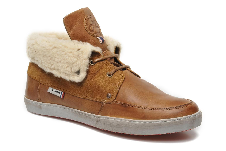 Chaussures à lacets Mascaret Panisse 2 Streetex Fur Marron vue détail/paire