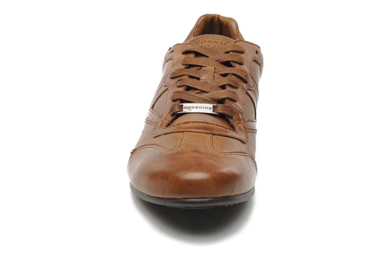 Baskets Redskins Chicosan Marron vue portées chaussures
