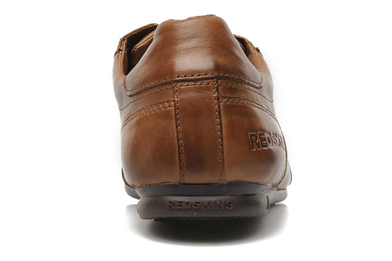 Sneakers Redskins Chicosan Bruin rechts