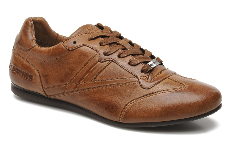 Sneakers Redskins Chicosan Bruin detail