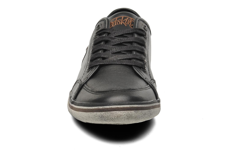 Sneaker Redskins Unifor schwarz schuhe getragen