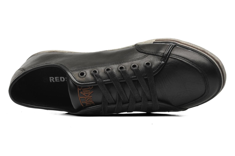 Sneakers Redskins Unifor Zwart links
