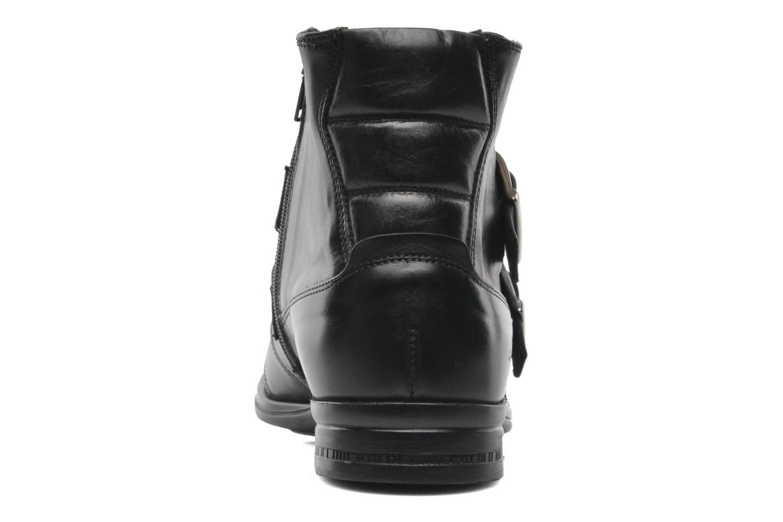 Bottines et boots Redskins Zedde Noir vue droite