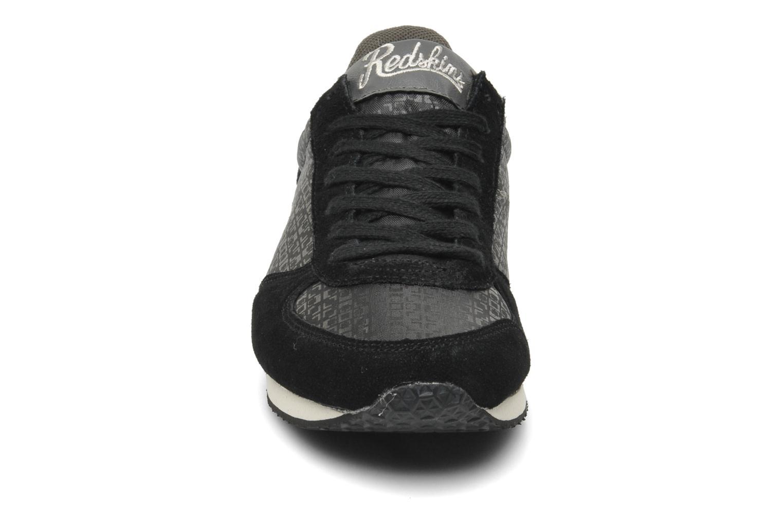 Sneaker Redskins Discor schwarz schuhe getragen