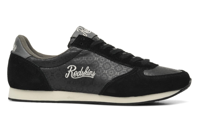 Sneakers Redskins Discor Zwart achterkant
