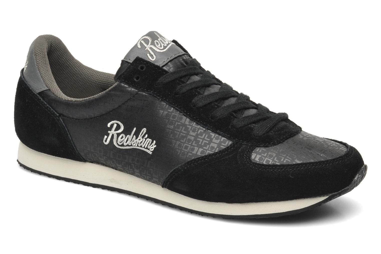Sneakers Redskins Discor Zwart detail