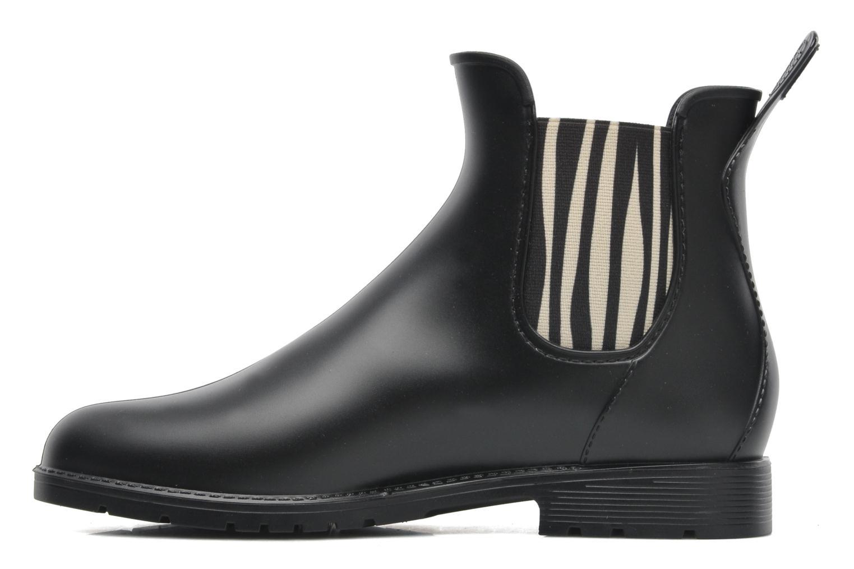 Bottines et boots Méduse Jumpzebr Noir vue face