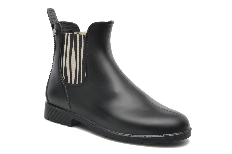 Bottines et boots Méduse Jumpzebr Noir vue détail/paire
