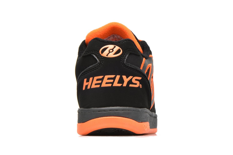 Baskets Heelys Propel 2.0 Noir vue droite