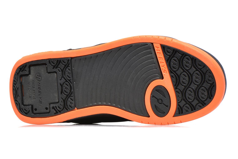Baskets Heelys Propel 2.0 Noir vue haut