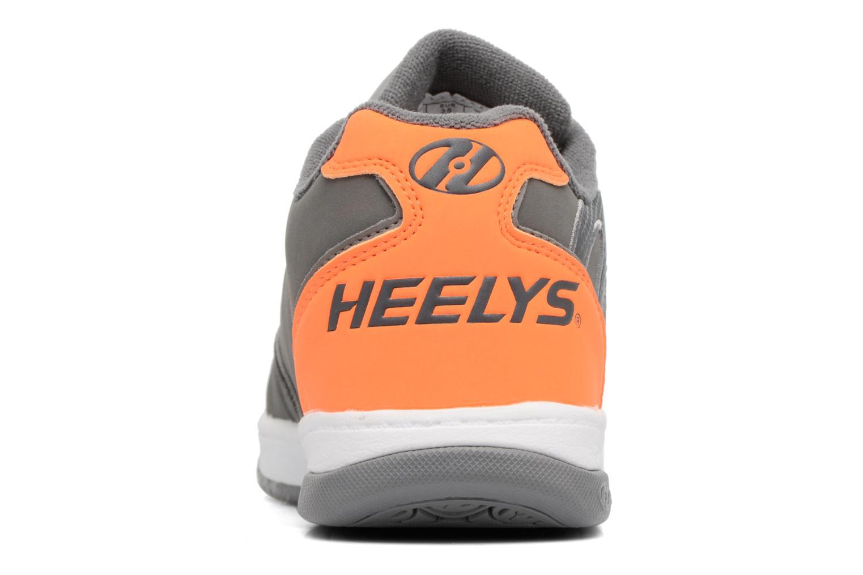 Baskets Heelys Propel 2.0 Gris vue droite