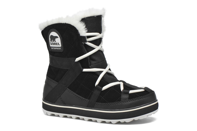 Últimos recortes de precios Sorel Glacy Explorer Shortie (Negro) - Zapatillas de deporte chez Sarenza