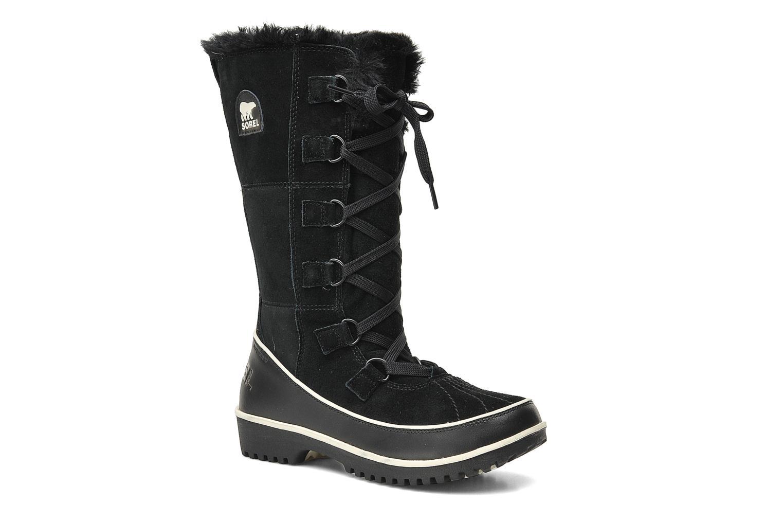 Chaussures de sport Sorel Tivoli High II Noir vue détail/paire