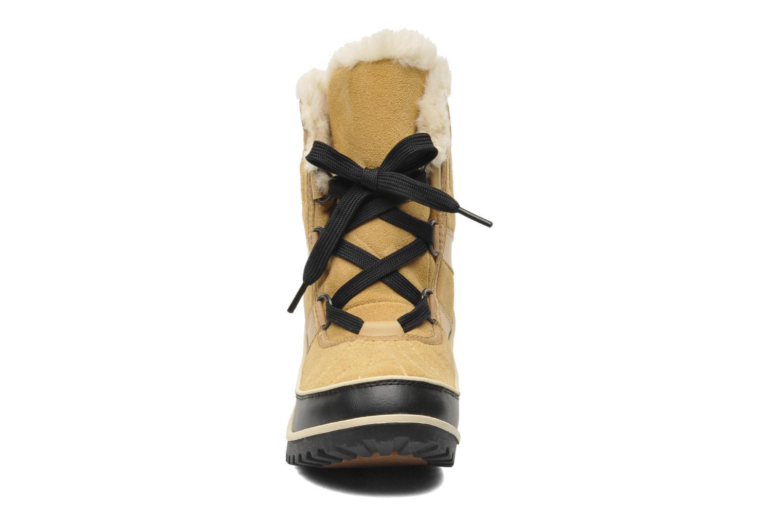 Chaussures de sport Sorel Tivoli II Beige vue portées chaussures