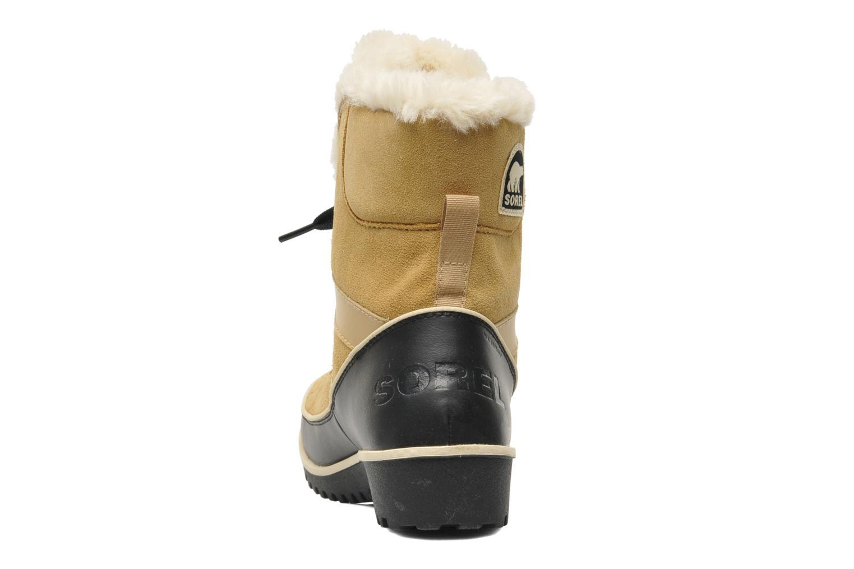 Chaussures de sport Sorel Tivoli II Beige vue droite