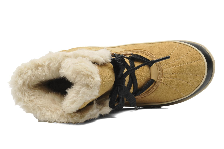 Chaussures de sport Sorel Tivoli II Beige vue gauche