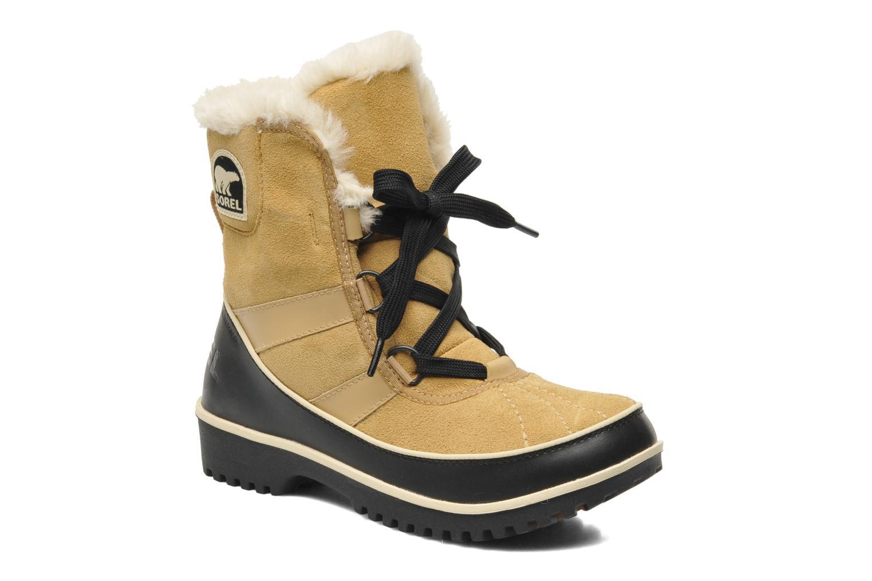 Chaussures de sport Sorel Tivoli II Beige vue détail/paire