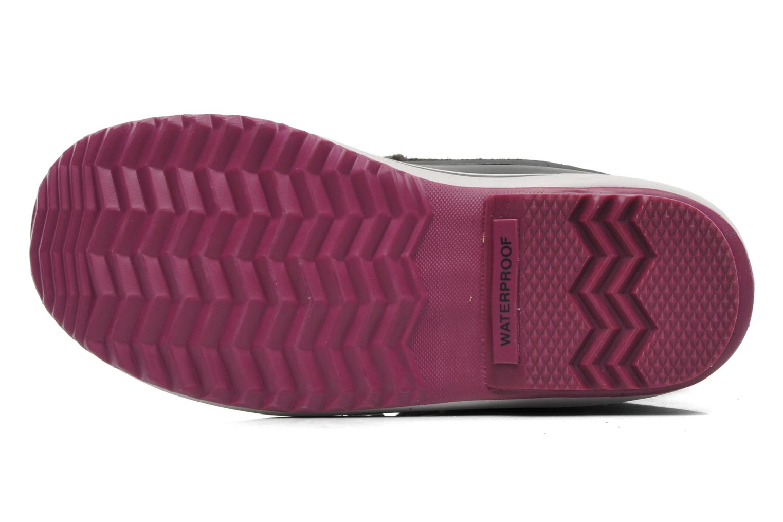 Chaussures de sport Sorel Joan Of Arctic Knit Gris vue haut