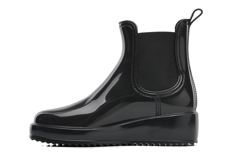 Bottines et boots Lemon Jelly Jelo Noir vue face