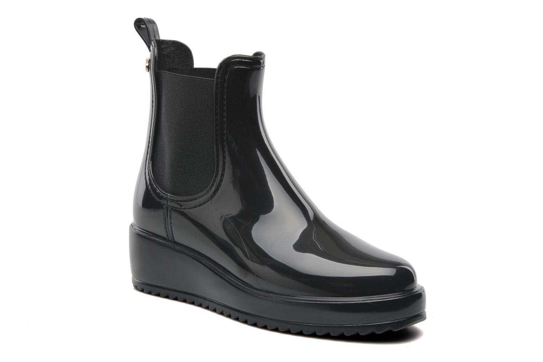 Bottines et boots Lemon Jelly Jelo Noir vue détail/paire