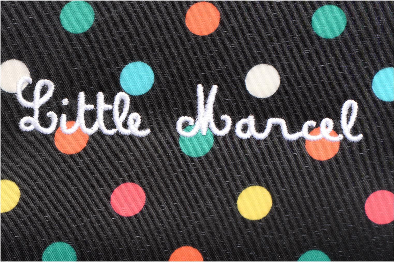 Petite Maroquinerie Little Marcel Polisse Multicolore vue gauche