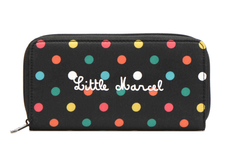 Kleine lederwaren Little Marcel Polisse Multicolor detail