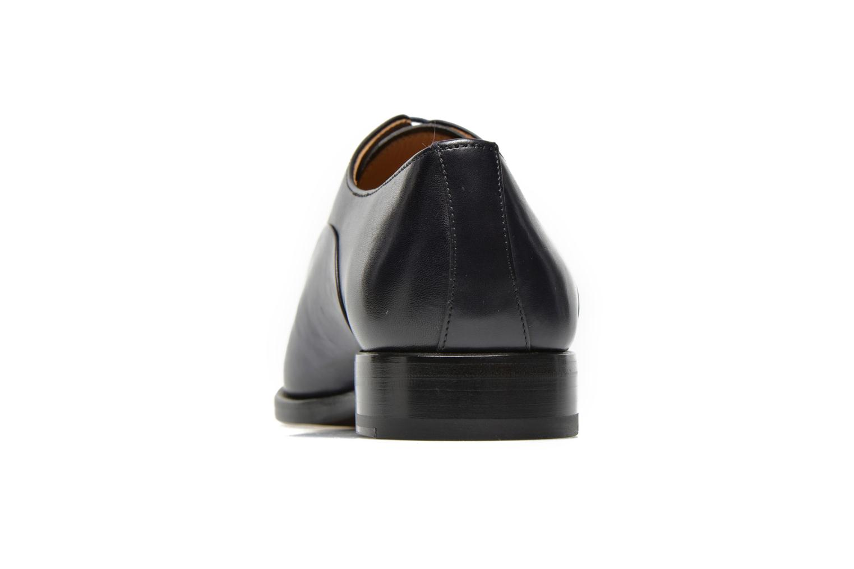 Chaussures à lacets Marvin&Co Luxe Weloofu Bleu vue droite