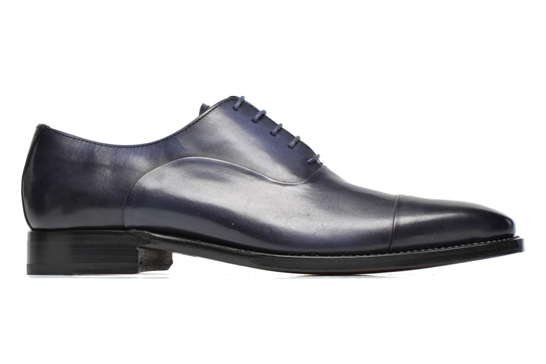 Scarpe con lacci Marvin&Co Luxe Weloofu - Cousu Goodyear Azzurro immagine posteriore