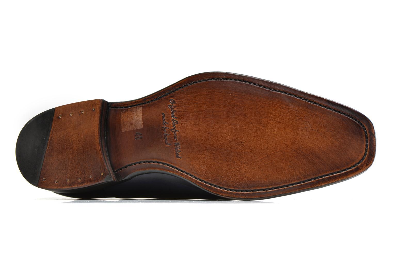 Chaussures à lacets Marvin&Co Luxe Weloofu Bleu vue haut