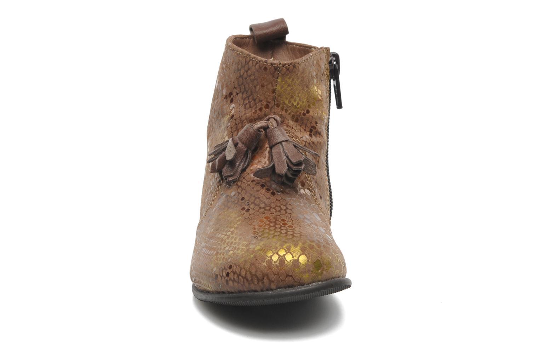 Stiefeletten & Boots PèPè Gigliola braun schuhe getragen