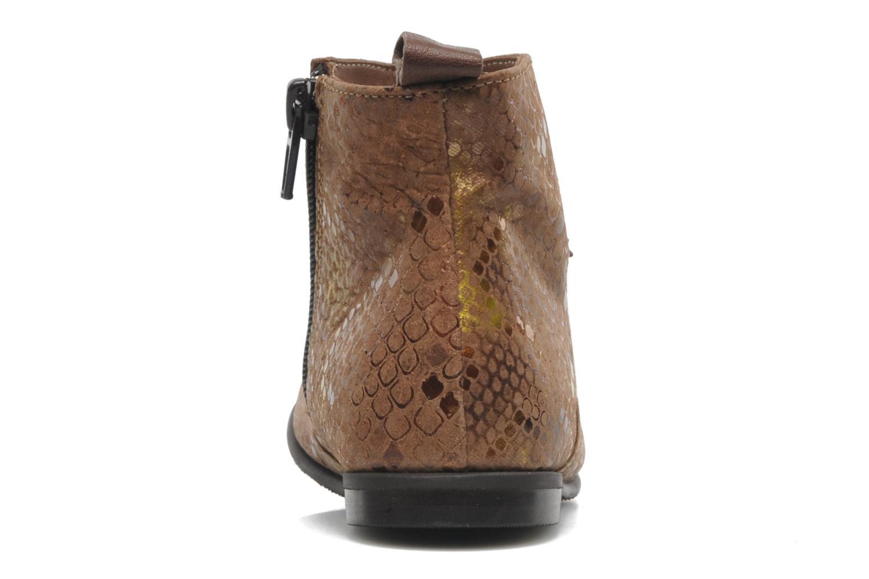 Stiefeletten & Boots PèPè Gigliola braun ansicht von rechts