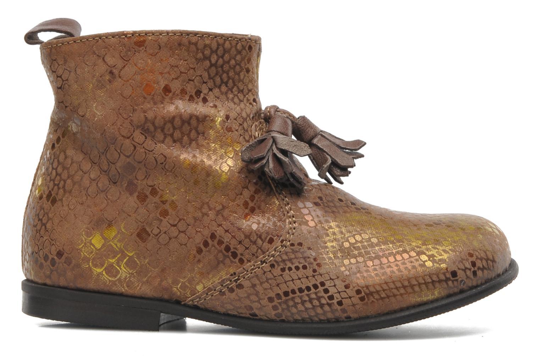 Stiefeletten & Boots PèPè Gigliola braun ansicht von hinten