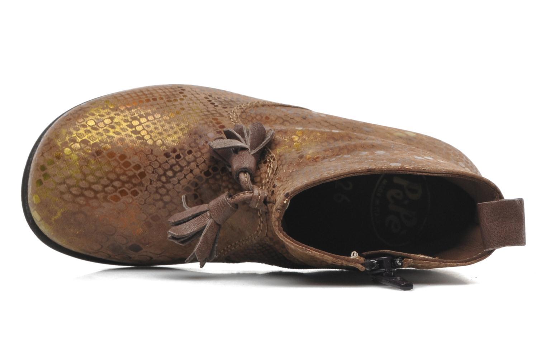 Stiefeletten & Boots PèPè Gigliola braun ansicht von links
