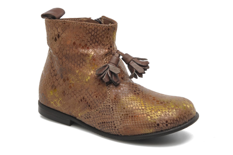 Stiefeletten & Boots PèPè Gigliola braun detaillierte ansicht/modell