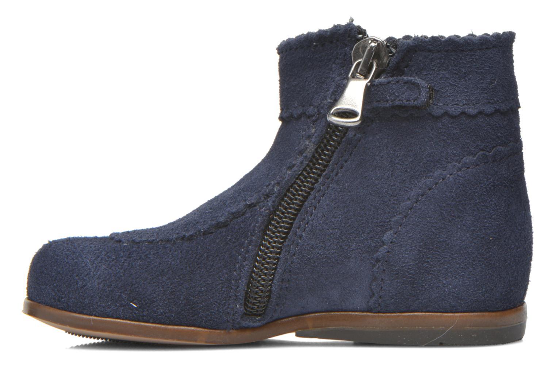 Bottines et boots Little Mary OLISETTE Bleu vue face