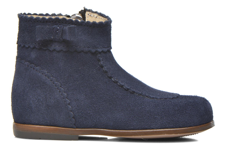 Bottines et boots Little Mary OLISETTE Bleu vue derrière