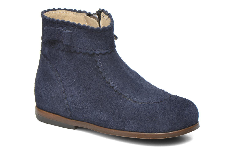 Bottines et boots Little Mary OLISETTE Bleu vue détail/paire