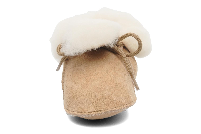 Hausschuhe Little Mary Bb Polaire beige schuhe getragen