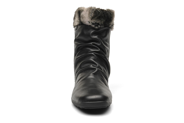 Bottines et boots Remonte Valeria D0593 Noir vue portées chaussures