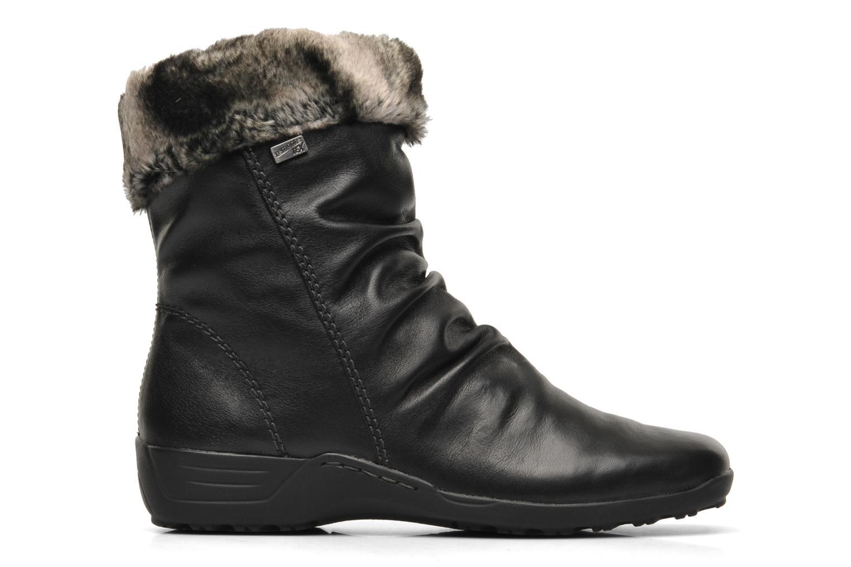 Bottines et boots Remonte Valeria D0593 Noir vue derrière