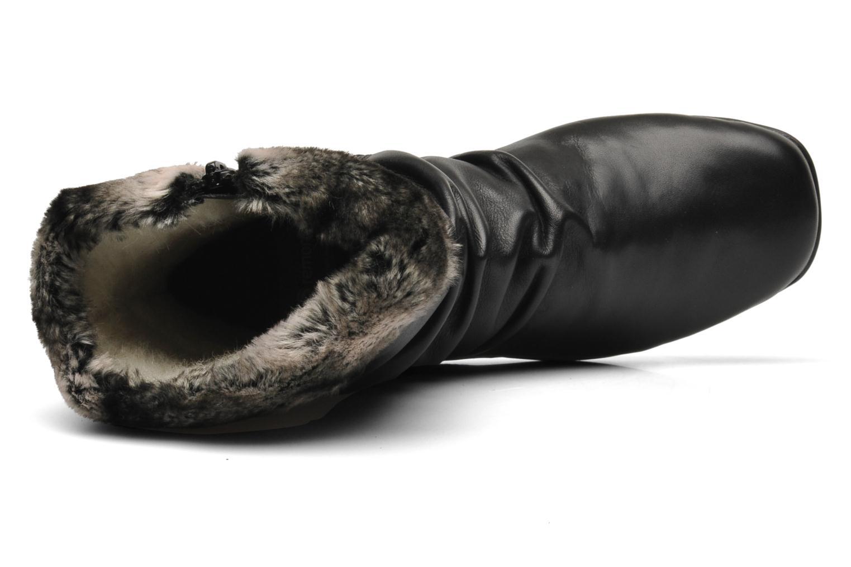 Bottines et boots Remonte Valeria D0593 Noir vue gauche